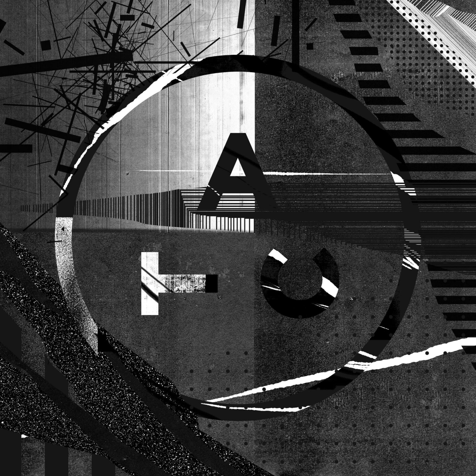 ATC Artist Series Blasto Uno Letter Logo