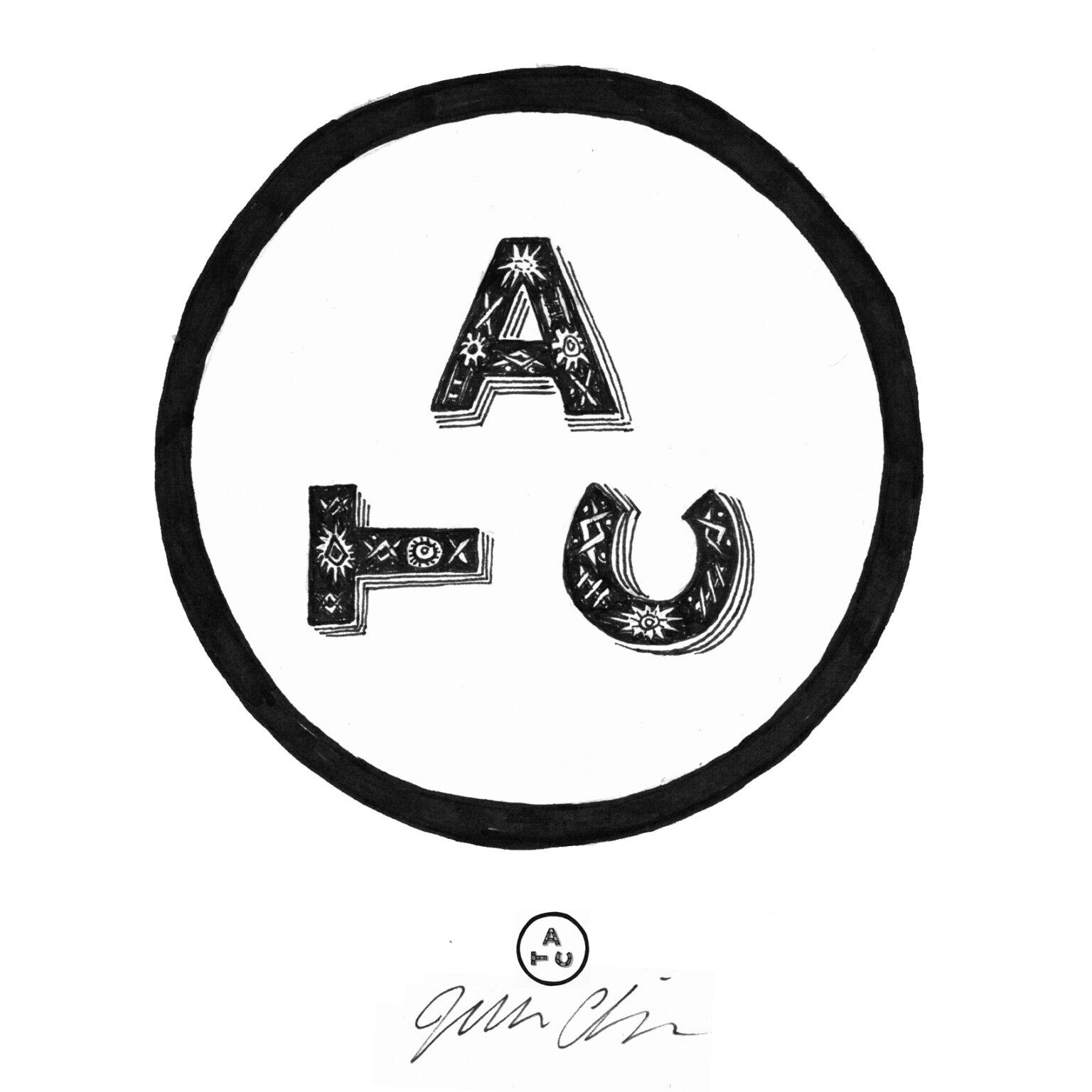 ATC Artist Series Joseph Alessio Letter Logo