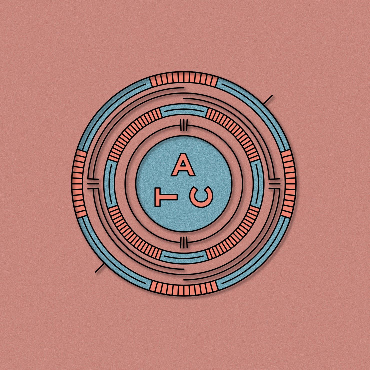 ATC Artist Series Pablo Tradacete Letter Logo