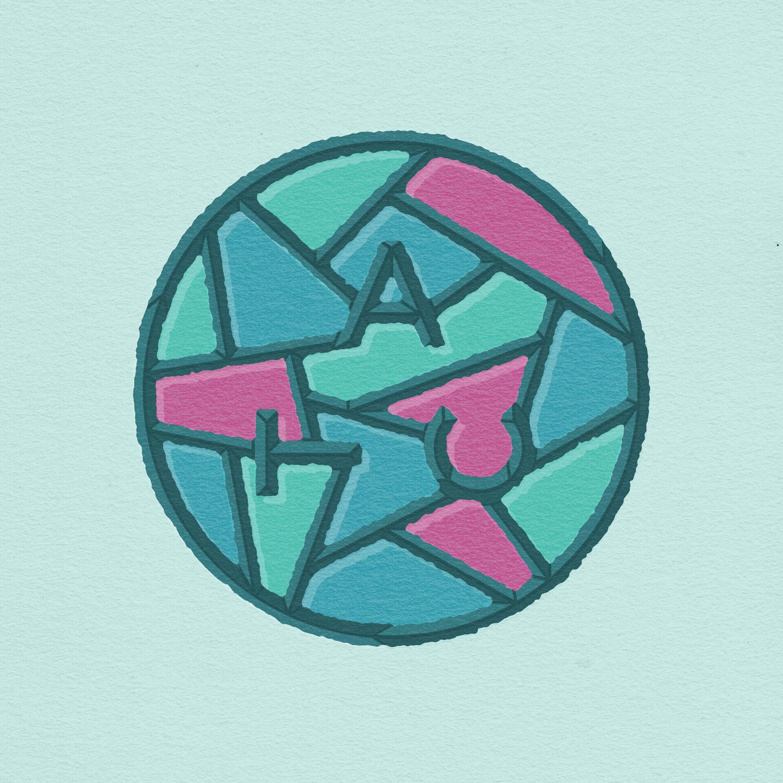 ATC Artist Series Josh Lafayette Letter Logo