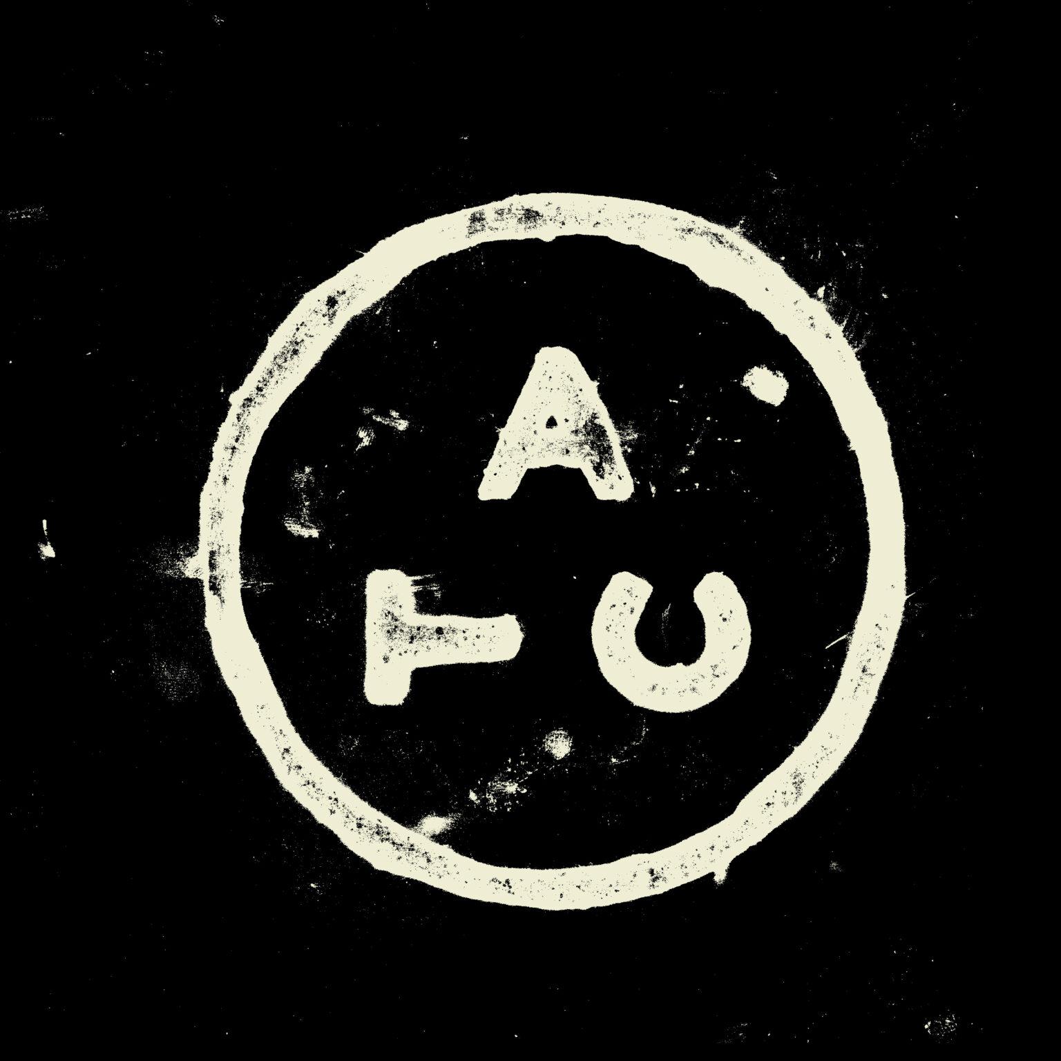 ATC Artist Series Ryan Troy Ford Letter Logo