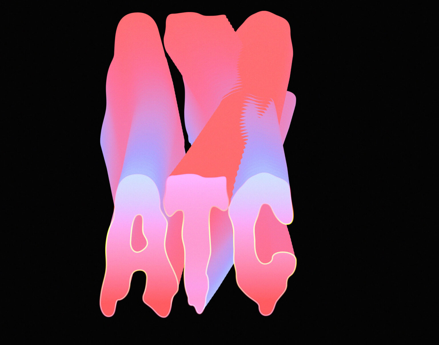 ATC Artist Series Shawna X Letter Logo