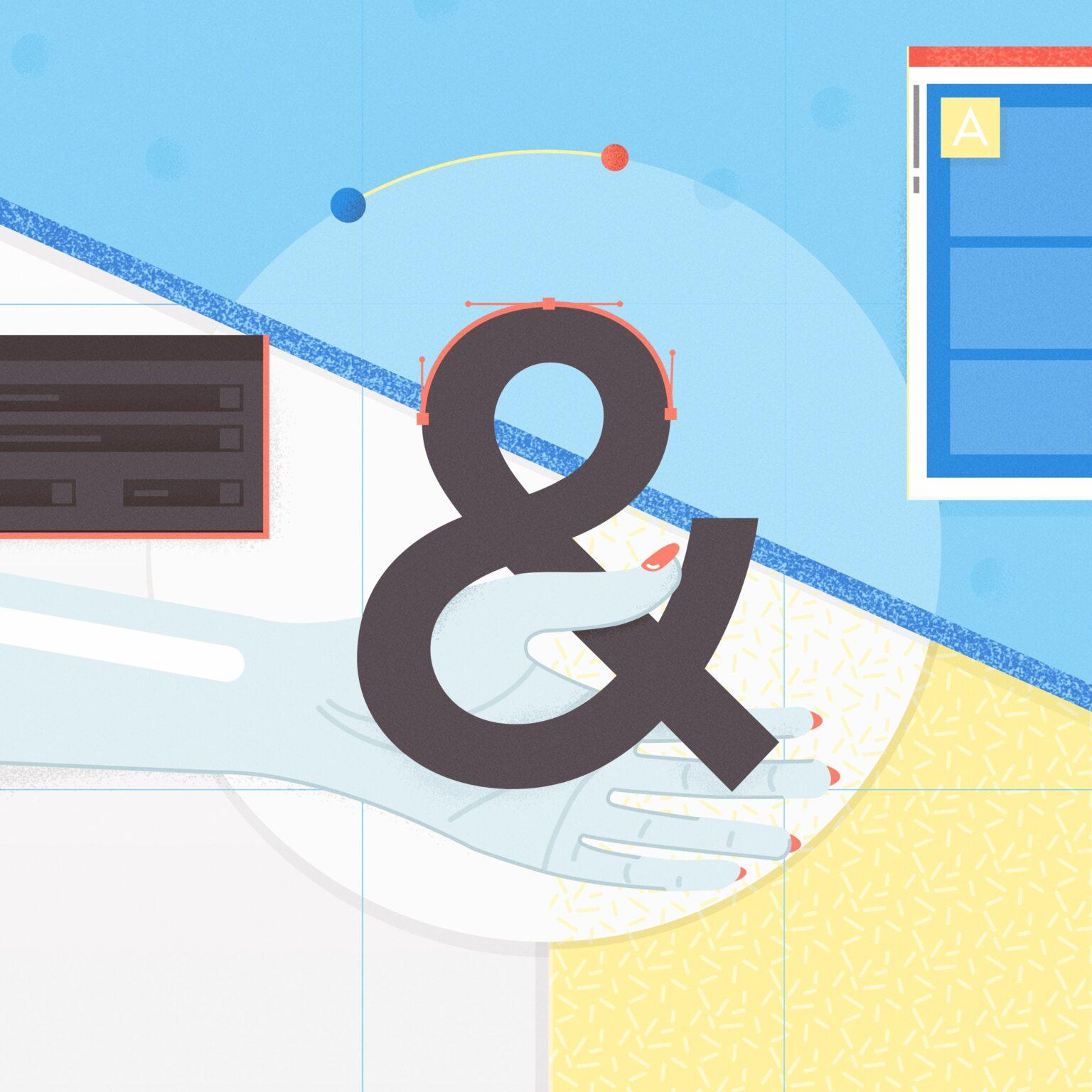 ATC Artist Series Frederique Matti Letter Symbols