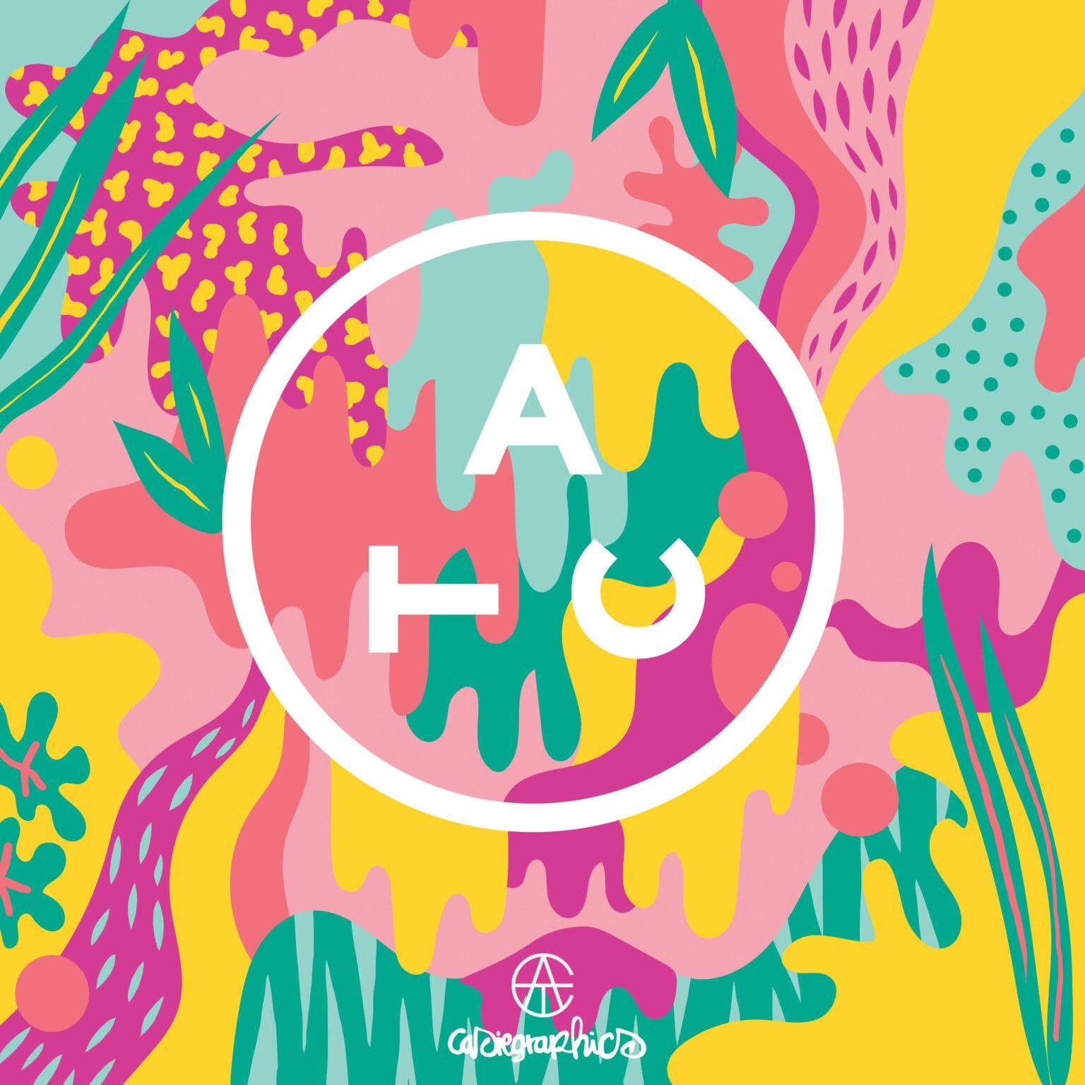 ATC Artist Series Casiegraphics Letter Logo