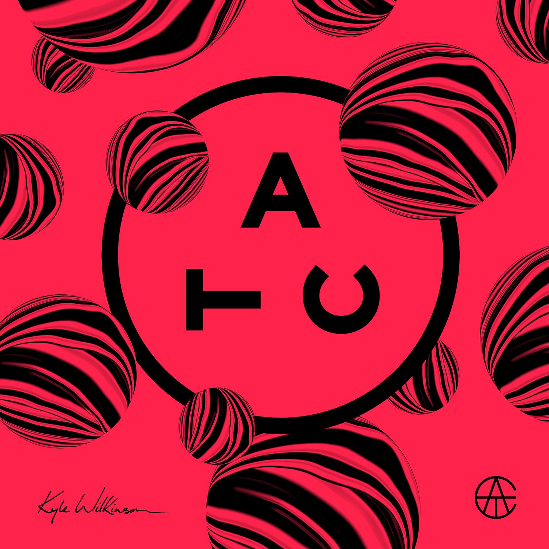 ATC Artist Series Kyle Wilkinson Letter Logo