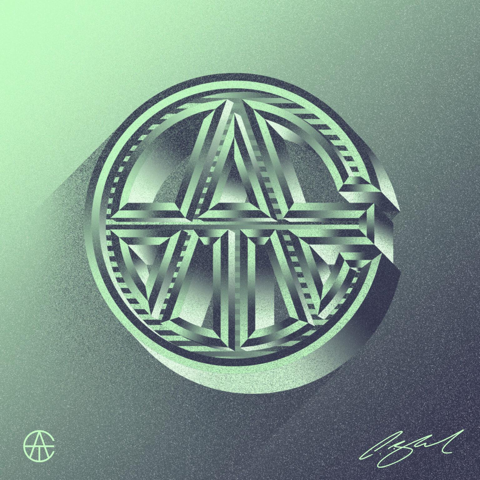 ATC Artist Series Craig Black Letter Logo