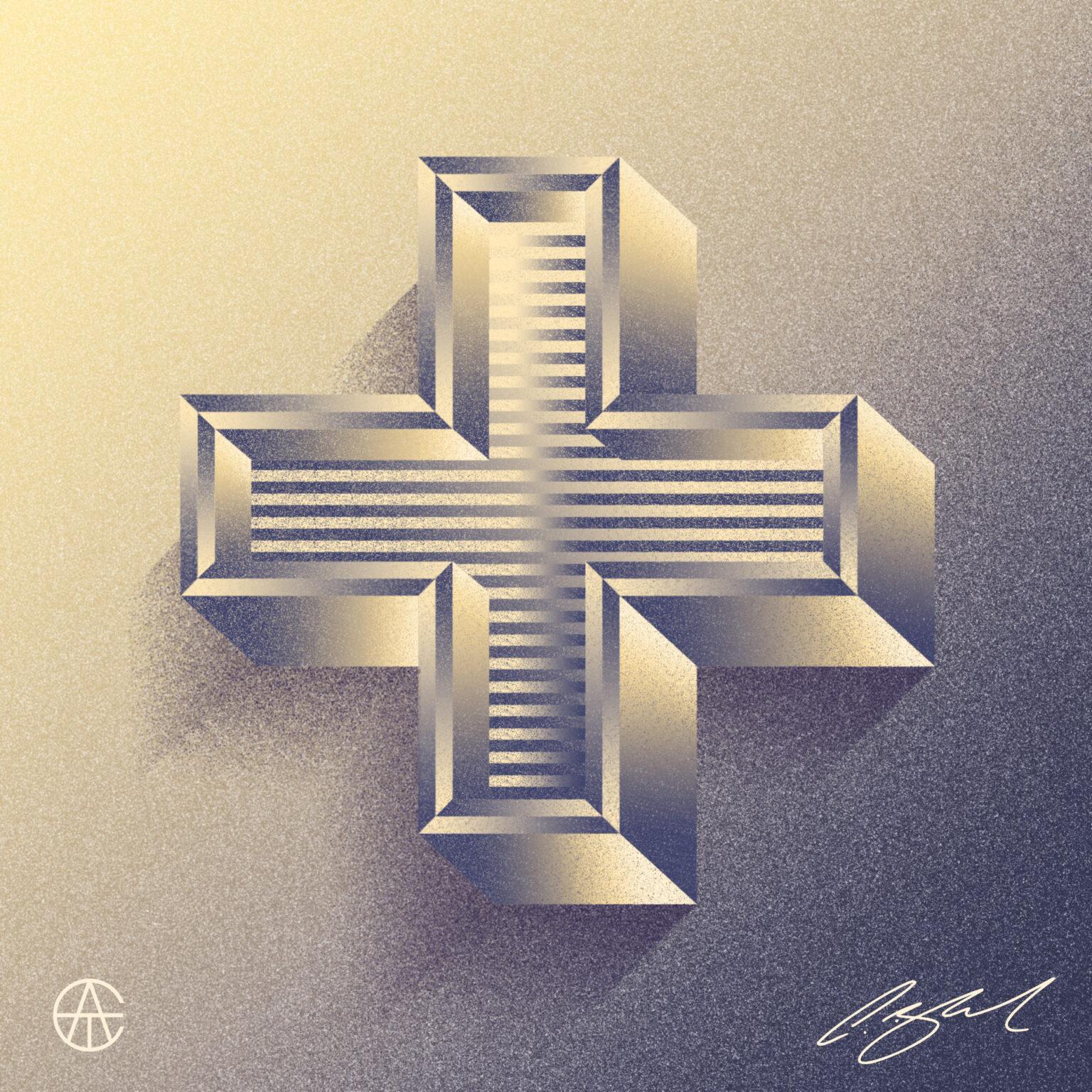 ATC Artist Series Craig Black Letter Symbols