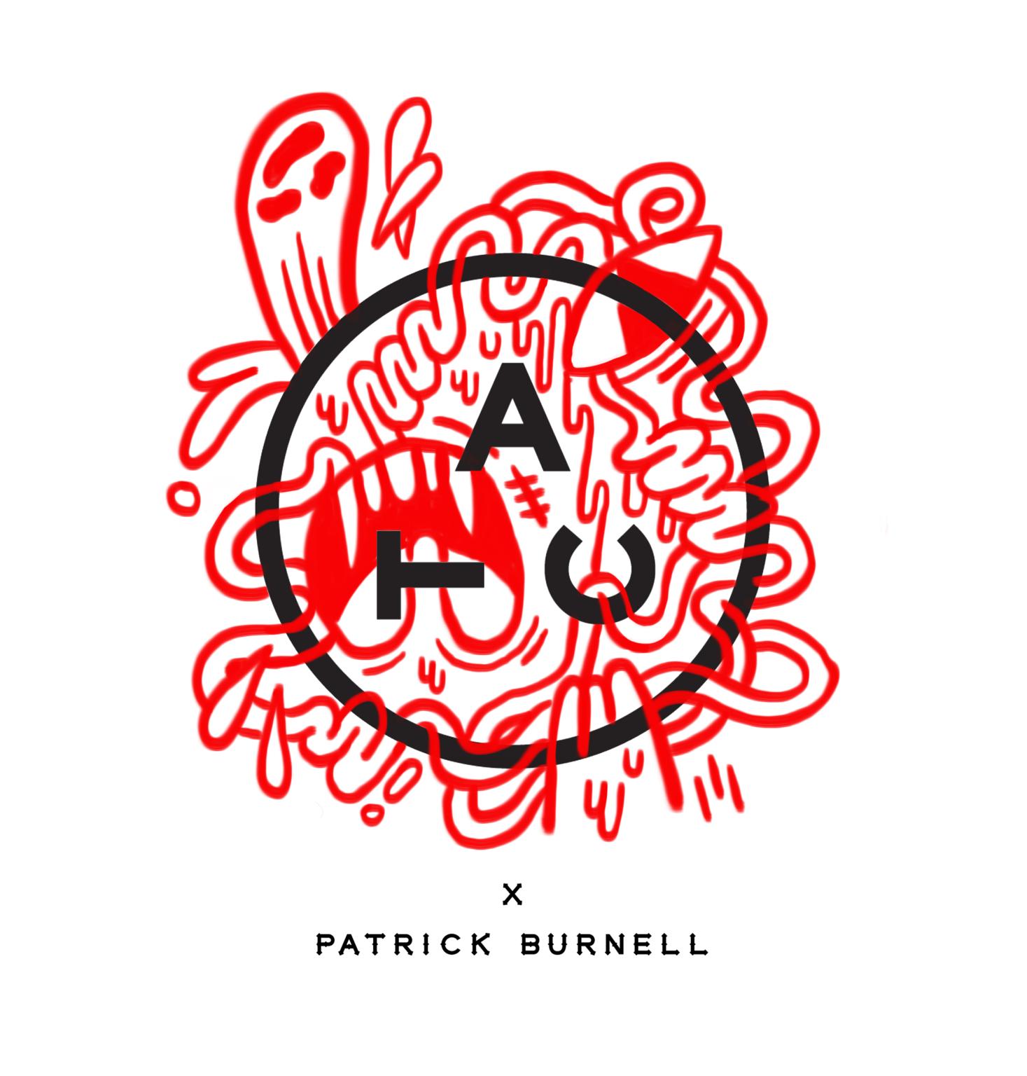 ATC Artist Series Patrick Burnell Letter Logo