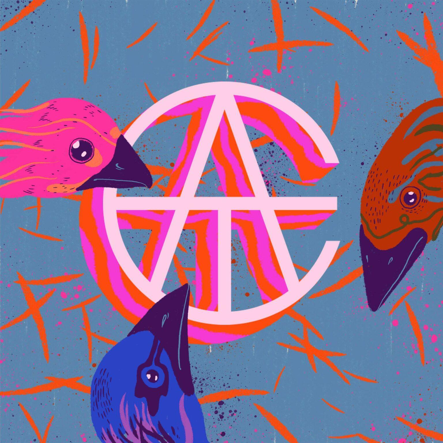 ATC Artist Series Zansky Letter Logo