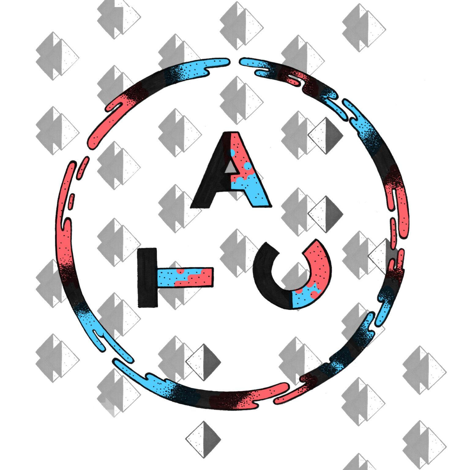 ATC Artist Series Shea Cahill Letter Logo