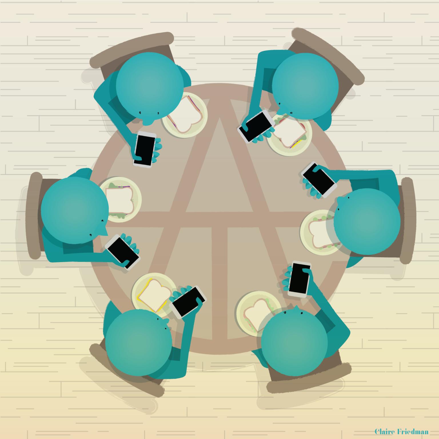 ATC Artist Series Claire Friedman Letter Logo