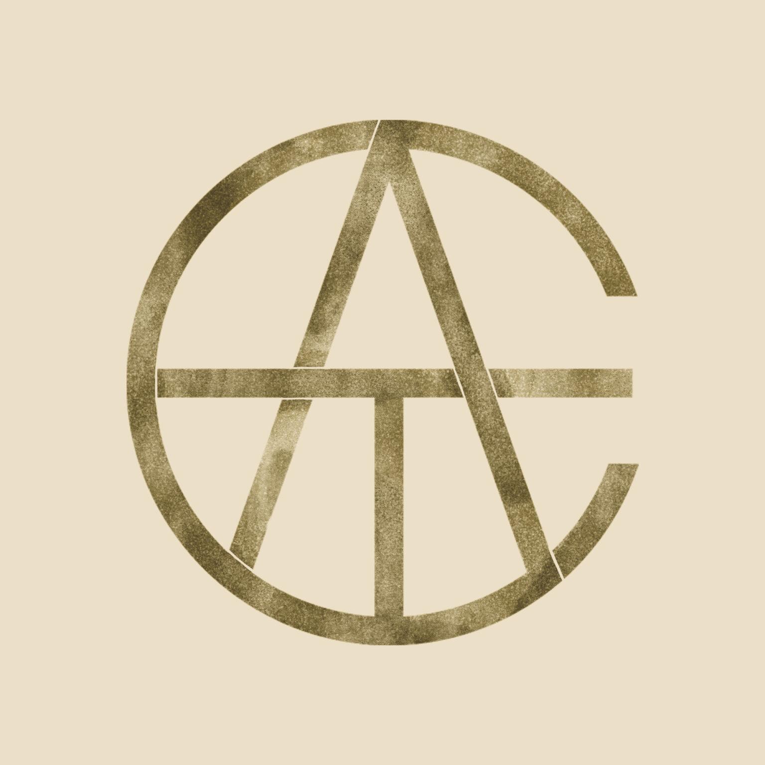 ATC Artist Series Kat Hubbs Letter Logo