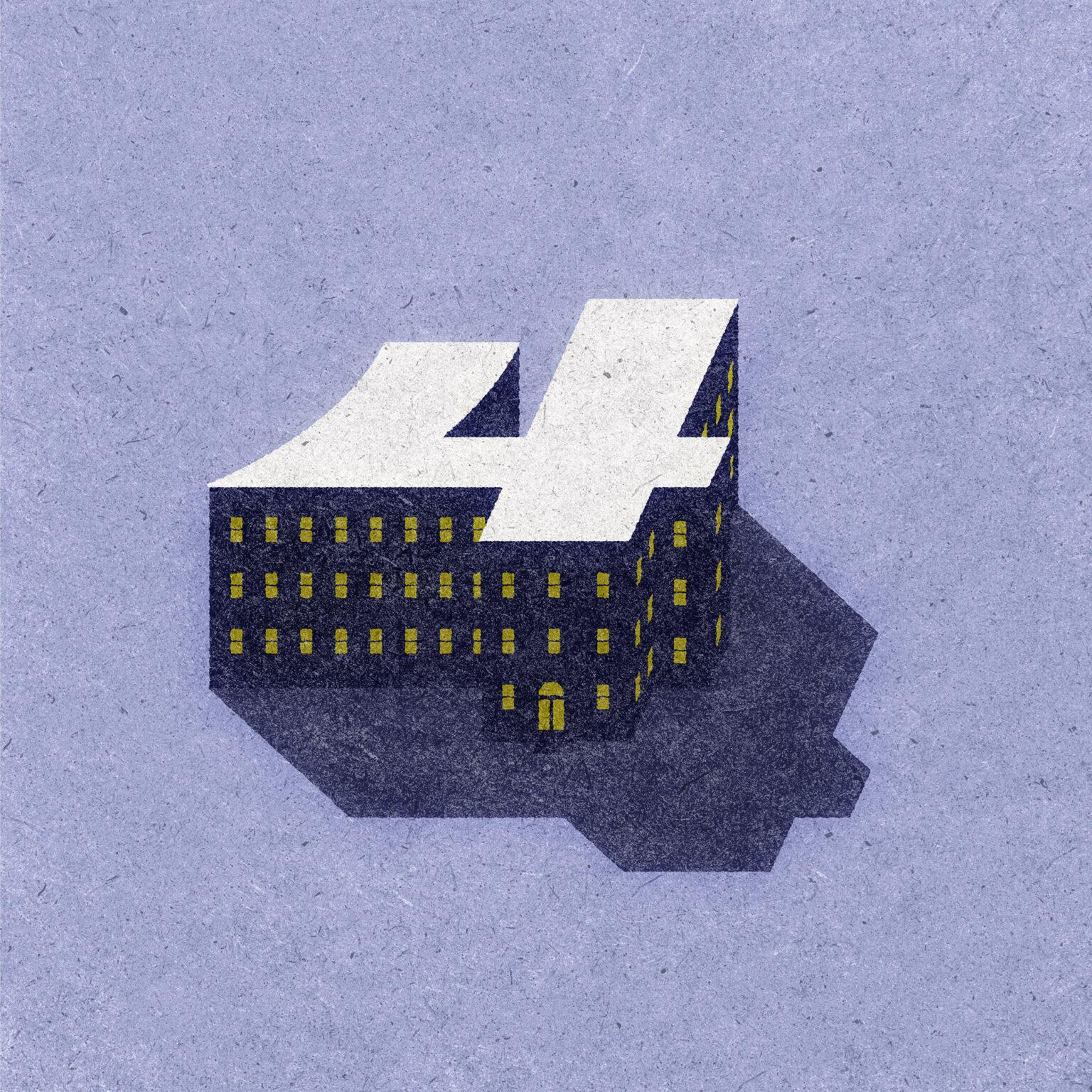 ATC Artist Series Paul Engel Letter Numerals