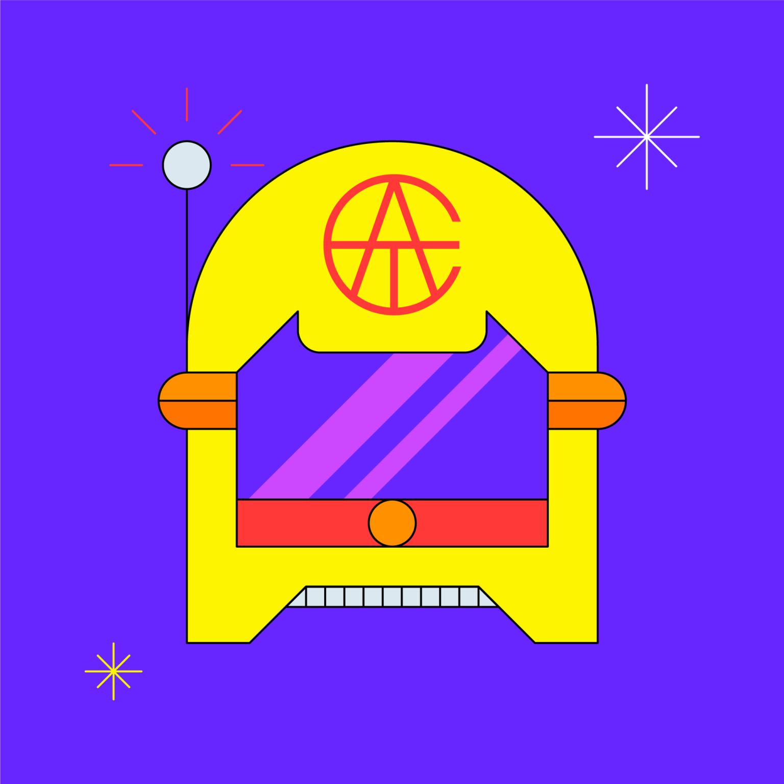 ATC Artist Series Ben Boothman Letter Logo