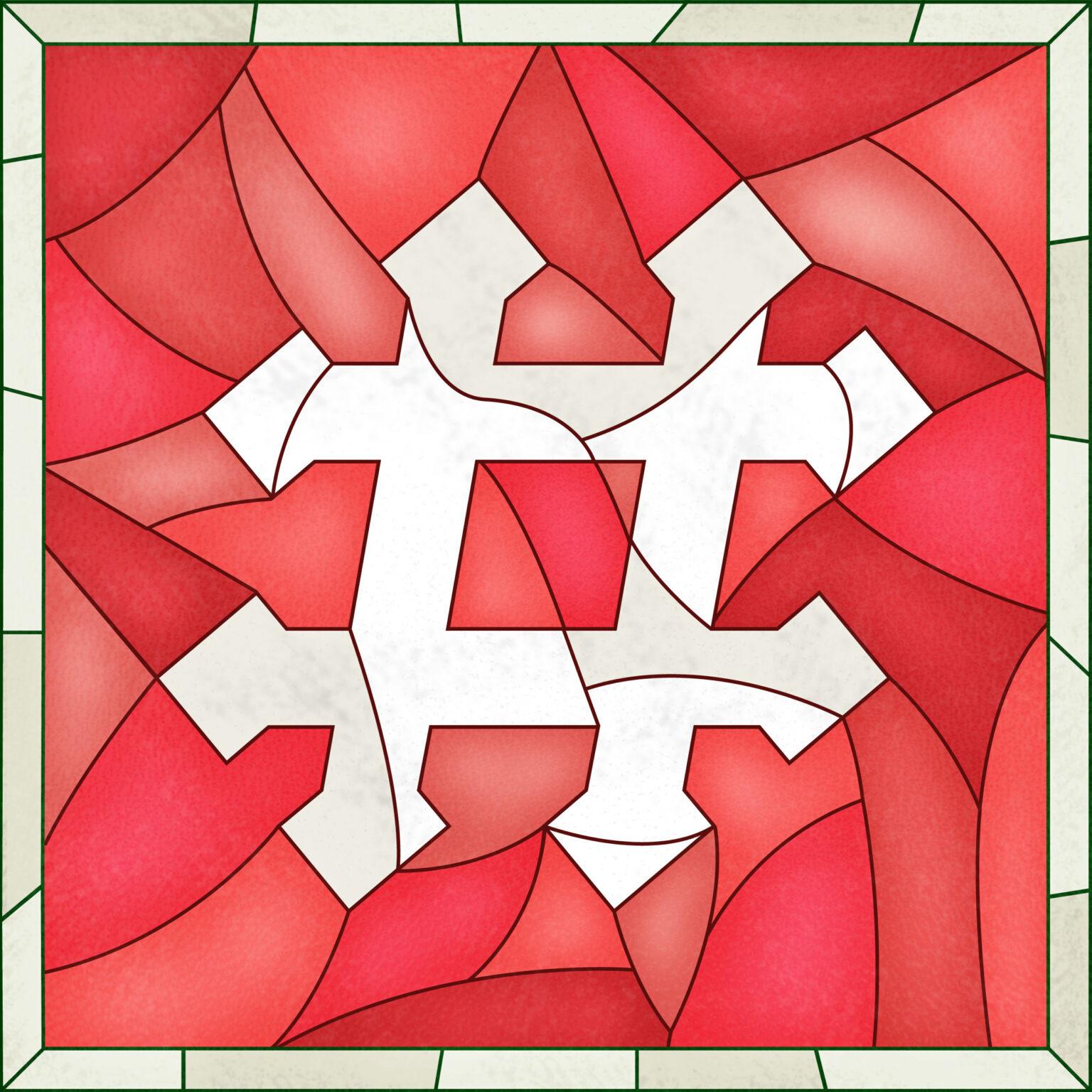 ATC Artist Series Caitlin Howe Letter Symbols