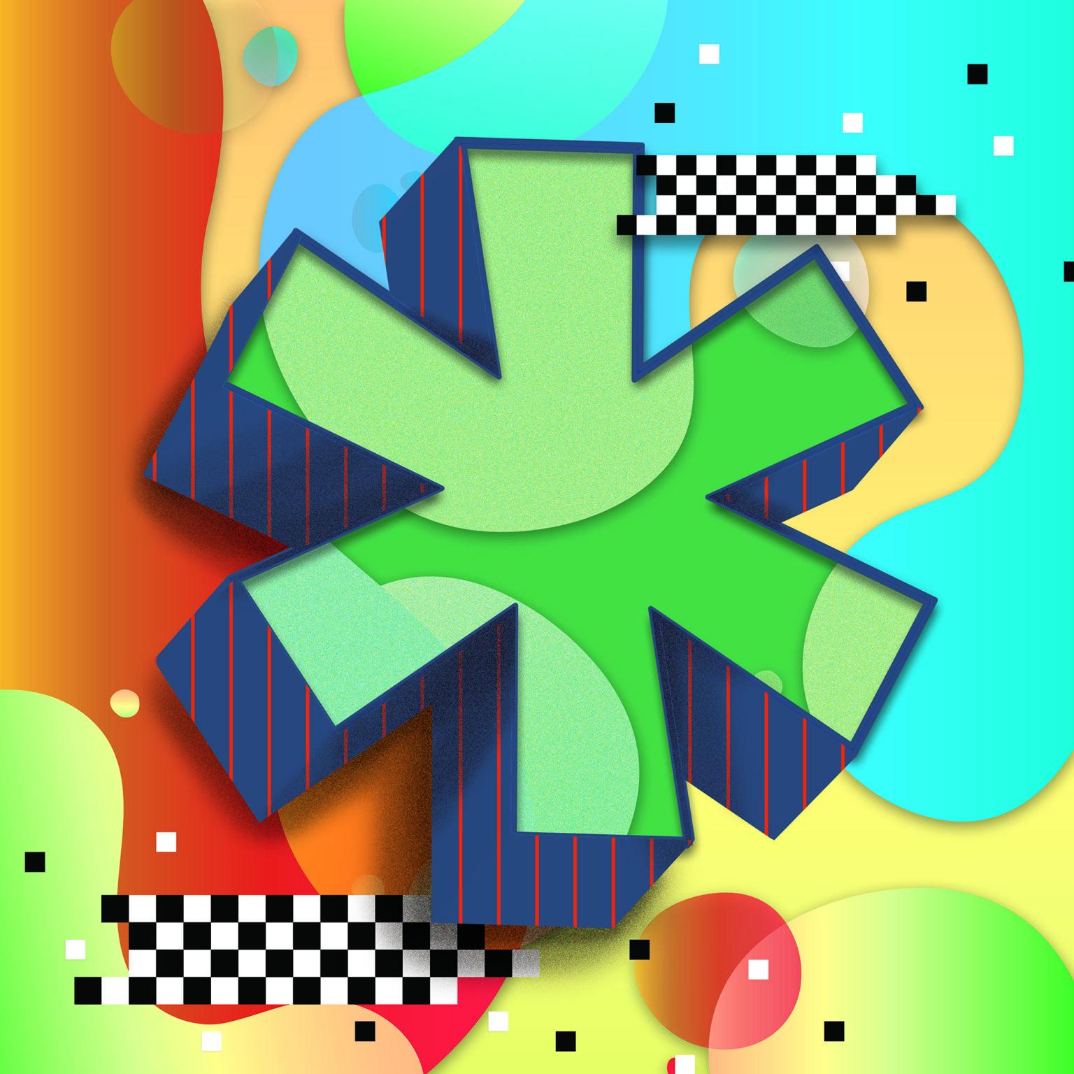 ATC Artist Series Aditi Dash Letter Symbols